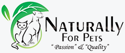Naturally For Pets logo