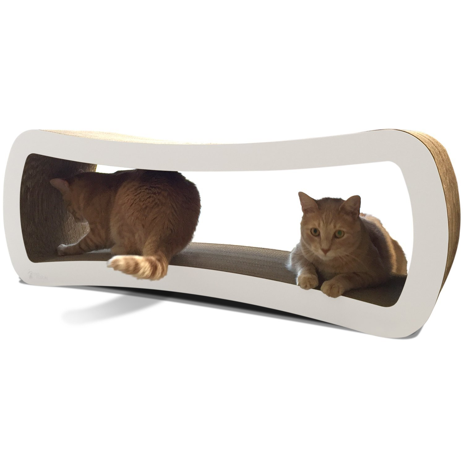 Petfusion Jumbo Cat Scratcher Lounge Naturally For Pets